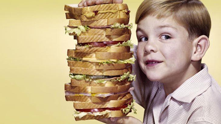 Sandwich asertividad asertivo niños. Escuela de las emociones